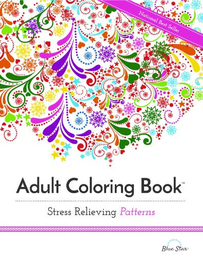 Adult Coloring Book: Stress Relieving Patterns Magazine Subscriptions
