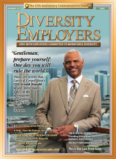 Diversity Employers Magazine Subscriptions