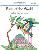 Adult Coloring Book: Birds of the World Magazine Subscriptions