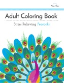 Adult Coloring Book: Stress Relieving Peacocks Magazine Subscriptions