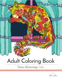 Adult Coloring Book: Stress Relieving Cats Magazine Subscriptions