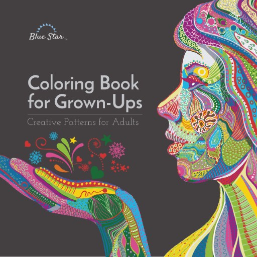Coloring Book for Grown Ups: Creative Patterns for Adults Magazine Subscriptions