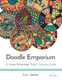 Doodle Emporium: A Stress Relieving Adult Coloring Book Magazine Subscriptions