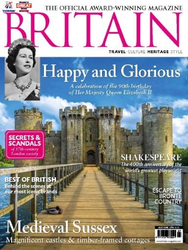 Britain Magazine Subscriptions