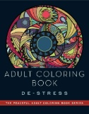 Adult Coloring Book: De Stress Magazine Subscriptions
