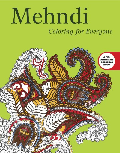 Mendhi: Coloring for Everyone Magazine Subscriptions