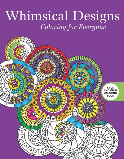 Whimsical Designs: Coloring for Everyone Magazine Subscriptions