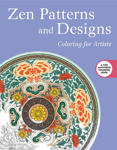 Zen Patterns: Coloring for Artists Magazine Subscriptions
