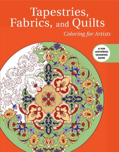 Tapestries Fabrics & Quilts Coloring for Artists Magazine Subscriptions