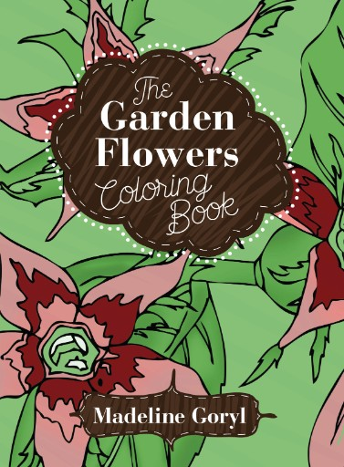 Garden Flowers Coloring Book Magazine Subscriptions
