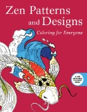 Zen Patterns: Coloring for Everyone Magazine Subscriptions
