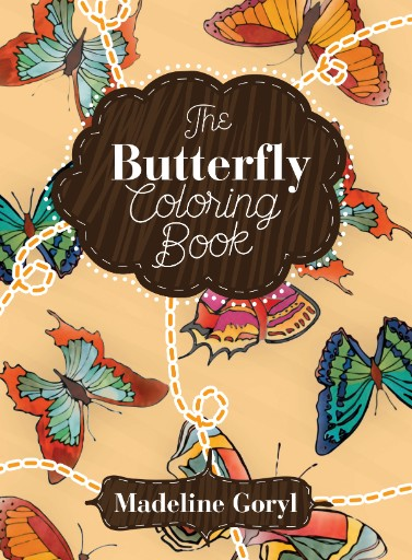 Butterfly Coloring Book Magazine Subscriptions