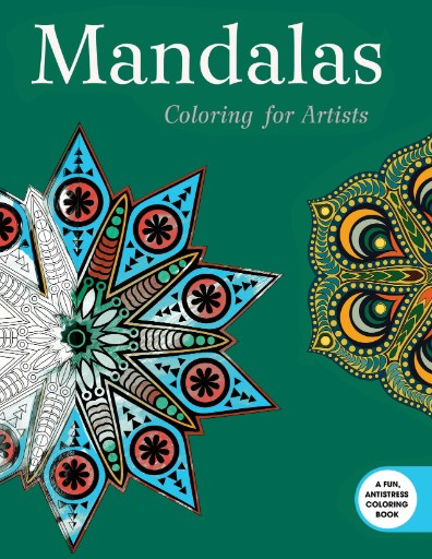 Mandalas: Coloring for Artists Magazine Subscriptions