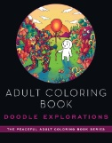Adult Coloring Book: Doodle Inspirations Magazine Subscriptions