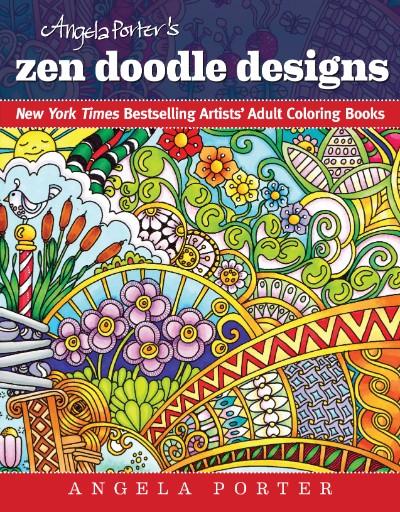 Angela Porter's Zen Doodle Designs Magazine Subscriptions