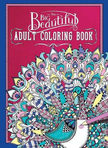 Big Beautiful Adult Coloring Book Magazine Subscriptions