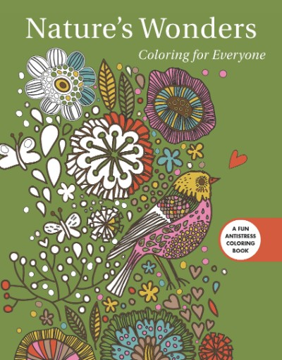 Nature's Wonders Coloring for Everyone Magazine Subscriptions