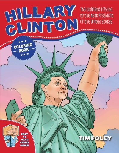 Hillary Clinton Coloring Book Magazine Subscriptions