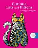Curious Cats & Kittens. Coloring for Everyone Magazine Subscriptions
