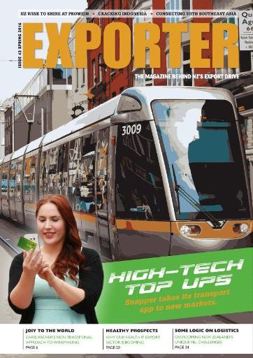 Exporter Magazine Subscriptions