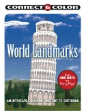 World Landmarks Color & Connect Dot-to-Dot Magazine Subscriptions