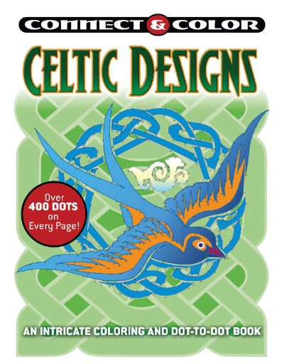 Celtic Designs Color & Connect Dot-to-Dot Magazine Subscriptions