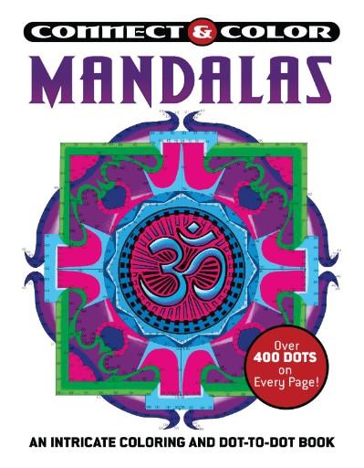 Mandalas Color & Connect Dot-to-Dot Magazine Subscriptions