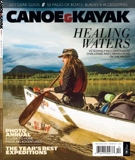 Canoe & Kayak Magazine Magazine Subscriptions