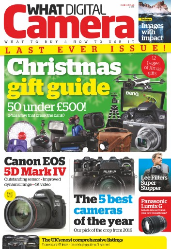 What Digital Camera Magazine Subscriptions