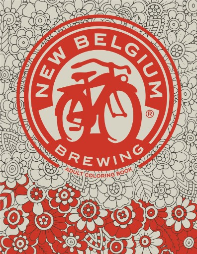New Belgium Brewing: Adult Coloring Book Magazine Subscriptions