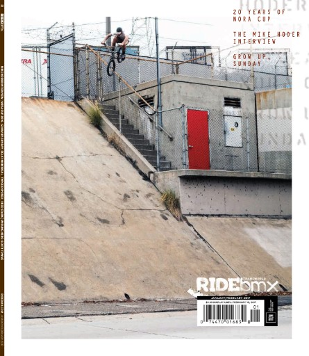 TransWorld Ride BMX Magazine Subscriptions