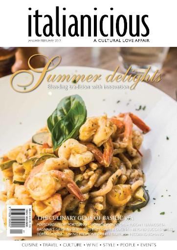 Italianicious Magazine Subscriptions