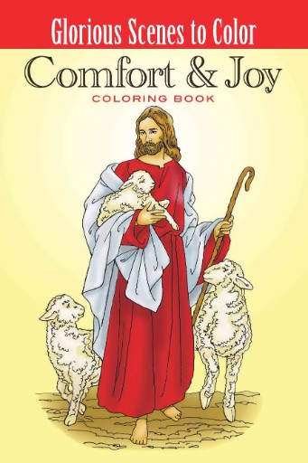 Glorious Scenes to Color: Comfort & Joy Magazine Subscriptions