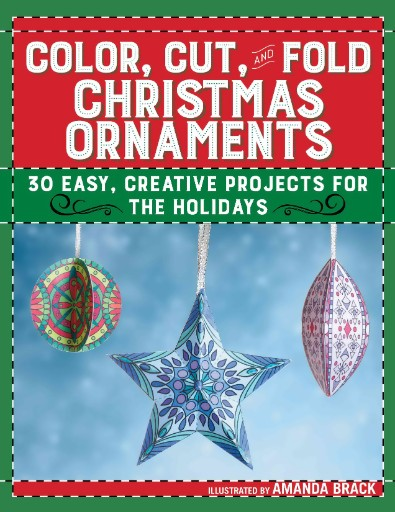 Color, Cut & Fold Christmas Ornaments Magazine Subscriptions