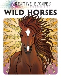 Creative Escapes Coloring Book - Wild Horses Magazine Subscriptions