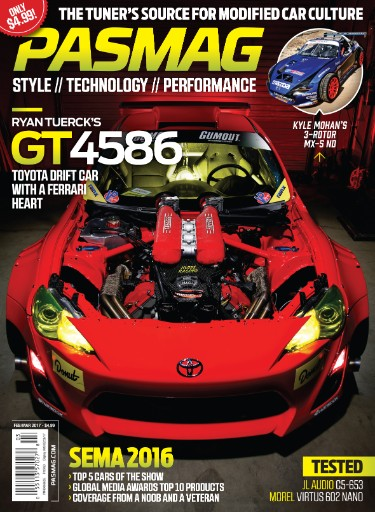 Performance Auto & Sound Magazine Subscriptions