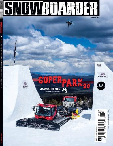 Snowboarder Magazine Subscriptions