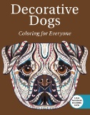 Decorative Dogs Coloring for Everyone Magazine Subscriptions