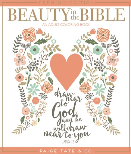 Beauty In the Bible: An Adult Coloring Book Magazine Subscriptions