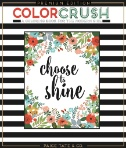 COLORCRUSH: A Coloring Book For the Modern Girl Magazine Subscriptions