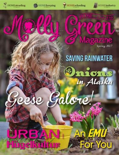 Molly Green Magazine Magazine Subscriptions