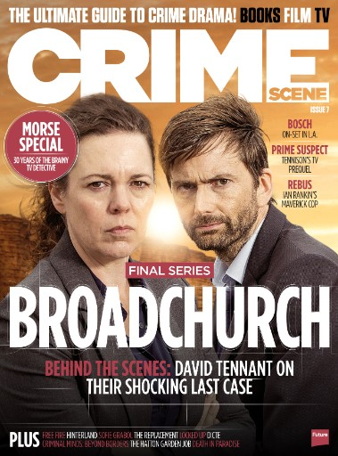 Crime Scene Magazine Subscriptions