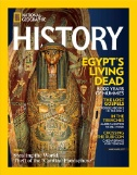 National Geographic History Magazine Subscriptions
