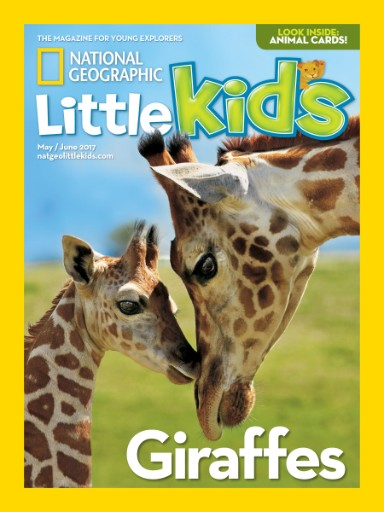 National Geographic Little Kids Magazine Subscriptions