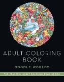 Adult Coloring Book: Serene Circular Doodles Magazine Subscriptions