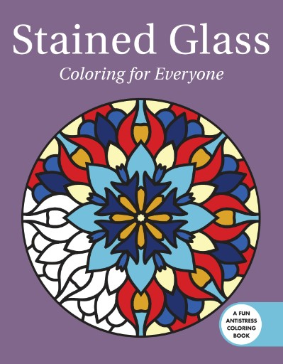 Stained Glass: Coloring for Everyone Magazine Subscriptions