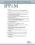 Journal of Public Policy & Marketing Magazine Subscriptions