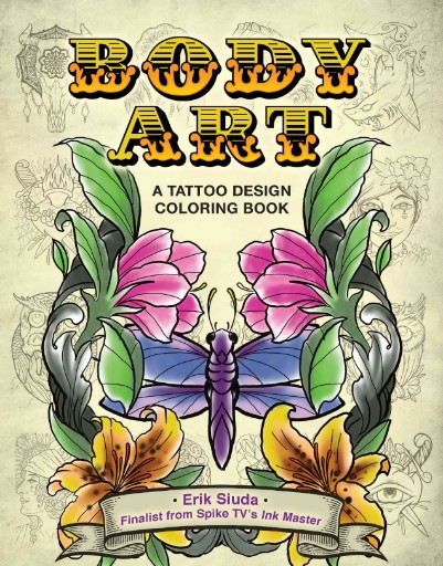 Big Book of Tattoo Design Magazine Subscriptions