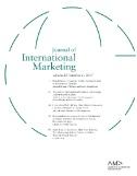 Journal of International Marketing Magazine Subscriptions