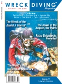 Wreck Diving Magazine Magazine Subscriptions